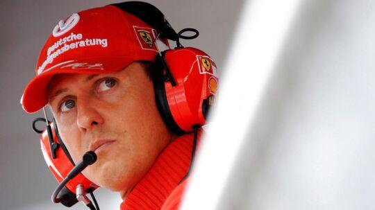 Det er småt med gode nyheder om Michael Schumacher - både i forhold til helbreddet og sponsorerne.