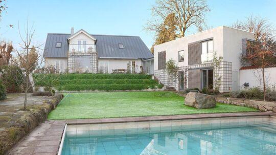 Marianne Dulong har sat sin eksklusive villa til salg.