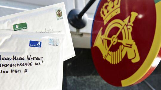 Ny fyringsrunde i Post Danmark betyder, at omkring 520 ansatte i løbet af den kommende uge får en fyreseddel i hånden.