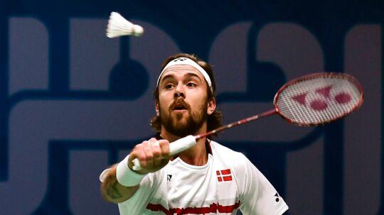 Den danske badmintonspiller Jan Ø. Jørgensen vandt før jul China Open og er nummer to på verdensranglisten i herresingle.