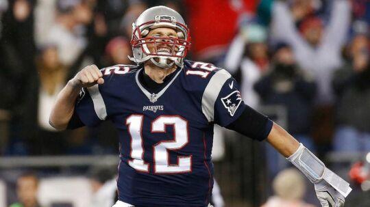 Tom Brady jubler.