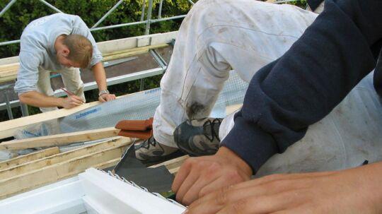 Jobmulighederne er gode for nyuddannede håndværkere i øjeblikket, og de bliver sandsynligvis endnu bedre i de kommende 5-10 år.