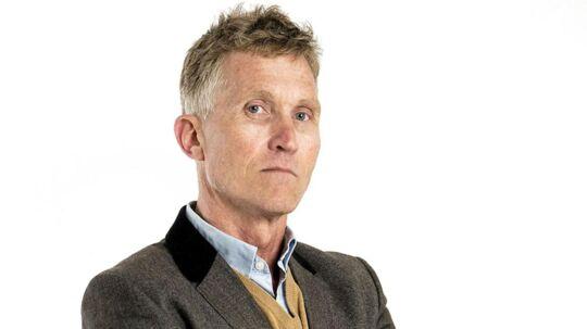Brian Holm er debatskribent på BT.