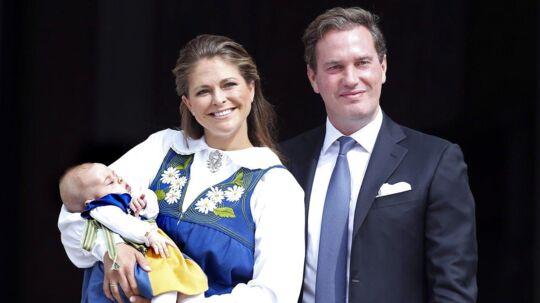 Den svenske prinsesse Madeleine mener, at hende og manden Chris O'Neil ofte bliver udsat for meget kritik i pressen.