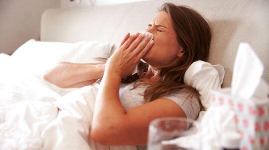 Influenza A (H3N2) er agressiv og rammer især ældre.
