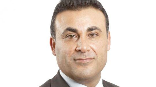 Naser Khader er kommentator på BT.