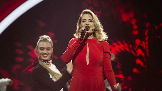 Melodi Grand Prix 2017, Herning.