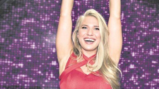 Anja Nissen sang sig i går ind i danskernes hjerter med sangen 'Where am I'. Hun er ikke i tvivl: I København, selvom hun er født og opvokset i Sydney, Australien. 13. maj repræsenterer hun nationen i Kiev.