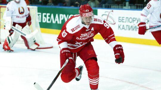 Peter Regin er klar til at spille VM for Danmark i næste måned - for første gang i syv år.
