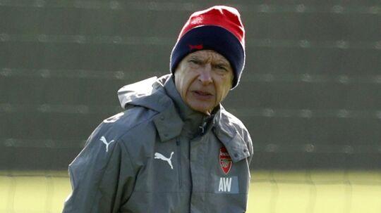 Ifølge et italiensk medie har Arsène Wenger sagt farvel til Arsenal-spillerne.