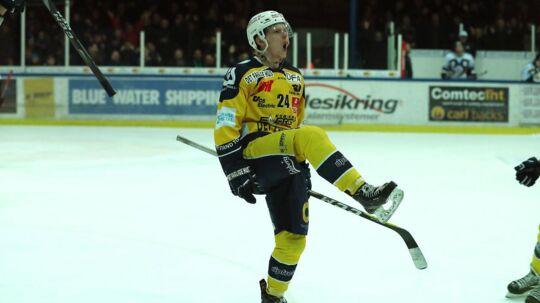 Esbjerg Energy er foran i kvartfinaleserien mod Sønderjyske.