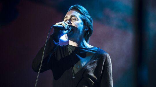 Mew på Orange scene, Roskilde Festival 2015, fredag nat d. 3 juli