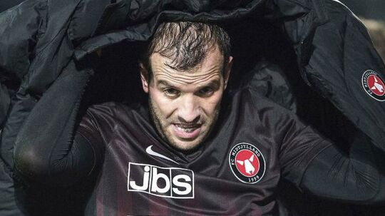 Rafael van der Vaart træner igen, og ventes klar til FC Midtjyllands kampe i Superliga-slutspillet efter den kommende landsholdspause.