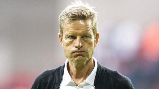 Lars Søndergaard lægger ikke skjul på, at det har gjort ondt at blive fyret fra den klub, hvor han i 1960erne og 70erne fik sin fodboldmæssige opdragelse.