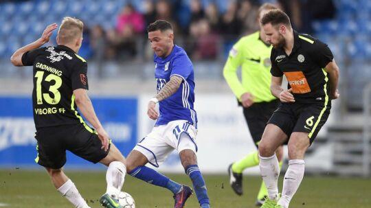 David Boysen fik dispensation af DBU til at stille op for Lyngby.