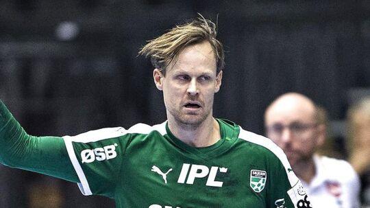 Kasper Søndergaard har aldrig været på barsel.