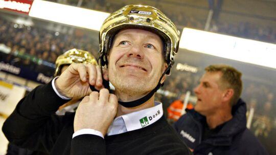 Todd Björkstrand er fortid i Herning.