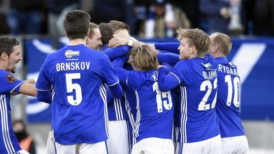 Lyngby Boldklub er nu blevet tilført mere end 13 millioner kroner af Hellerup Finans i 2017.