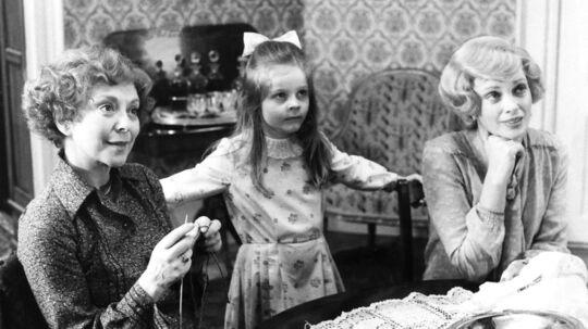 Maude Varnæs, Elisabeth Friis og Regitze Varnæs i Matador.