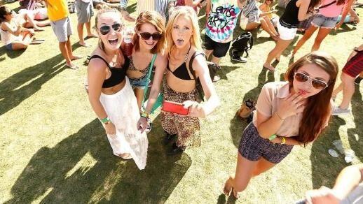 Arkivfoto fra Coachella 2013.