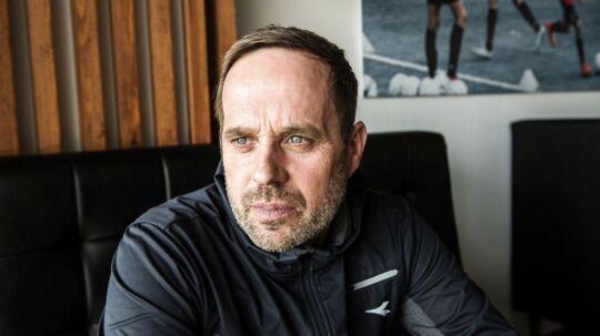 Sportschef i FC Nordsjælland, Carsten V. Jensen