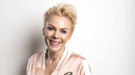 Den 39-årige tv-vært Lene Beier er mere end bare spændt forud for aftenens premiere på det nye TV 2-program 'Hjem til gården'.