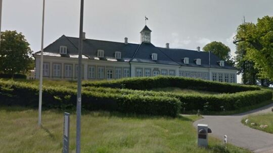 Sophienberg Slot.