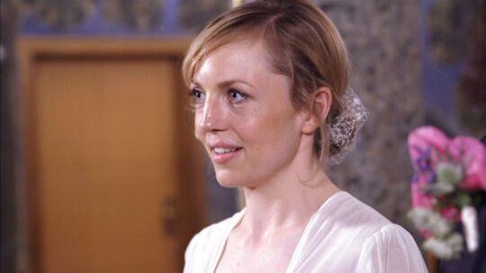 Lene Kristine Konrad mener ikke, at det er muligt at finde kærligheden i 'Gift ved første blik'.