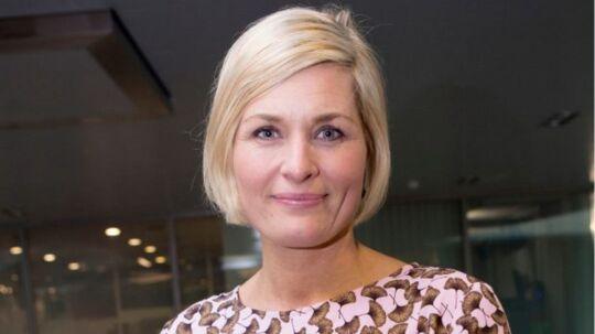 Den nyeste Bagedyst-dommer, Katrine Foged Thomsen.