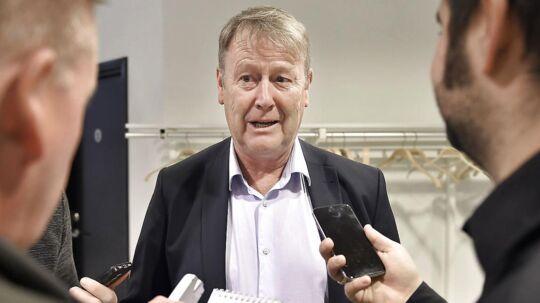 Ifølge Horsens Folkeblad bliver Åge Hareide siddende som dansk landstræner frem til 2020.