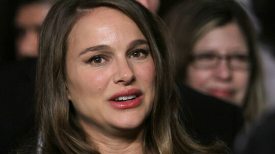 Natalie Portman at The 89th Annual Academy Awards Nominee Luncheon held at The Beverly Hilton on February 06, 2017 in Beverly Hills, California, United States (Photo by JC Olivera) *** Please Use Credit from Credit Field ***