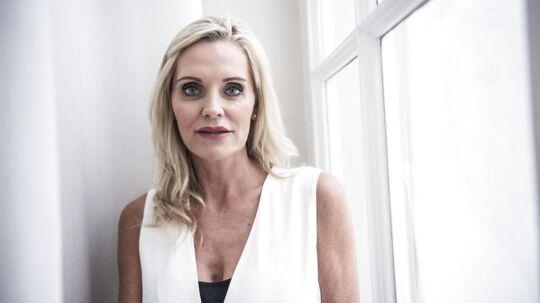 Arkivfoto fra pressemødet for 'Forsidefruer'. Foto: Ida Marie Odgaard