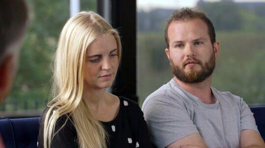 Camilla Ellekilde Høj fra 'Gift ved første blik' er indlagt på Rigshospitalet.