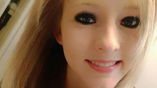 Breana Harmon Talbott løj om både sin kidnapping og voldtægt.