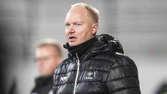 Glen Riddersholm har fået endnu en bekymring med skaden til Morten Duncan Rasmussen.