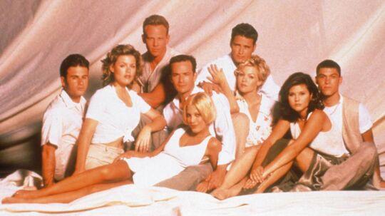 Beverly Hills-skuespillerne.