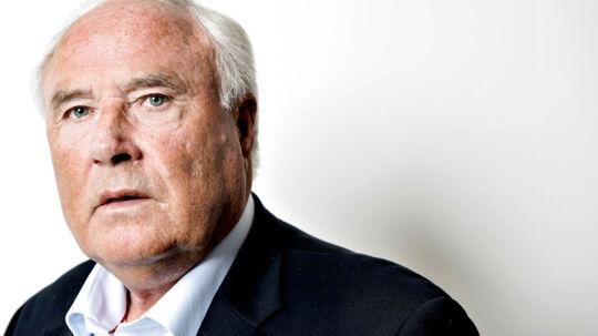 Flemming Østergaard, tidligere formand for bestyrelsen i Parken Sport & Entertainment A/S, er dømt for kursmanipulation.