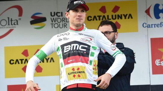 Der bliver skudt med skarpt efter Tejay Van Garderen på Twitter efter torsdagens etape i Volta a Catalunya.