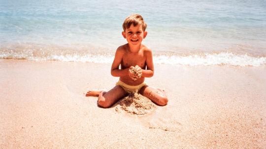 Der var altid gang i Jonas, fra han var helt lille.