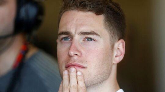 McLaren-køreren Stoffel Vandoorne tror på sig selv.