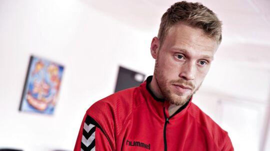 Nicolai Jørgensen spiller ikke mod Rumænien.