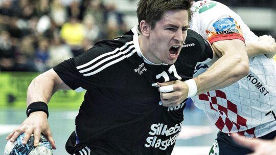 BSV må undvære Allan Damgaard i søndag eftermiddags Champions League-ottendedelsfinale mod Pick Szeged fra Ungarn.
