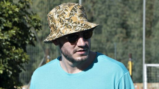 Nicklas Bendtner har ikke afskrevet landsholdet.