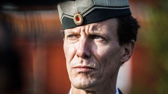 Prins Joachim.