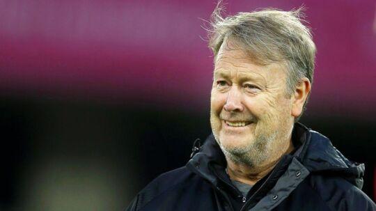Åge Hareide blev dansk landstræner efter den succefulde tid i Malmö FF.