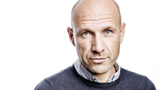 Adam Holm, klummeskribent på BT.