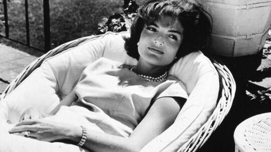 USAs førstedame, Jackie Kennedy anno 1962.