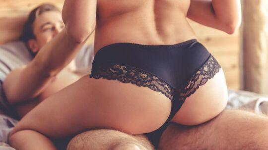 Modelfoto. Sex giver mænd et længere liv.
