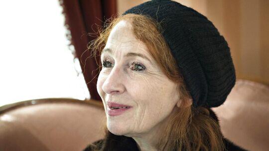 Bodil Jørgensen blev mor som 47-årig og oplevede det som pinligt.