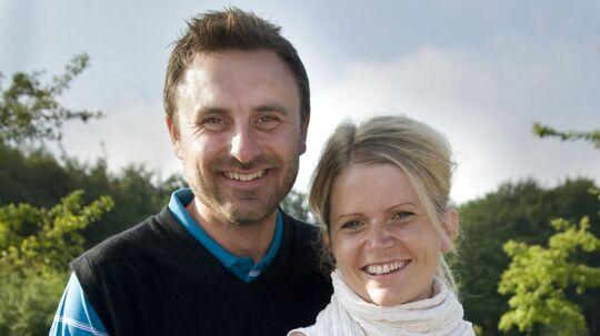 Anders Sigdal Heidi Frederikke Rasmussen er blevet skilt. Her ses de i 2010.